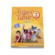 Tiger Time 3. Students Book with eBook - Carol Read