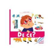 Larousse - Enciclopedia celor mici. De ce?