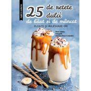 25 de retete dulci de baut si de mancat - Floats si Milkshake-uri