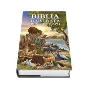 Biblia ilustrata pentru copii (Editie Litera)