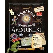 Boys Book pentru micii aventurieri