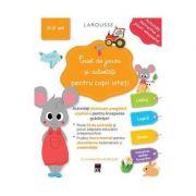 Caiet de jocuri si activitati pentru copii isteti 2-3 ani