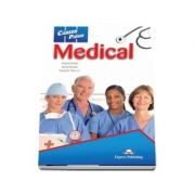 Career Paths - Medical Students Book with Digibook App - Virginia Evans