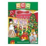 Copiii creaza carti - Invata despre traditii de Craciun