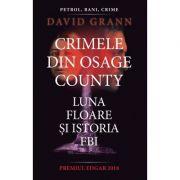 Crimele din Osage County - Luna floare si istoria FBI