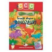 Copiii creeaza carti - Invata despre dinozauri