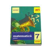 Esential - Matematica pentru clasa a VII-a, partea I (Editia 2018) - Marius Perianu
