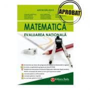 Matematica Evaluarea Nationala 2018 pentru clasa a VIII-a. Contine 40 de teme din programa de Evaluare Nationala in vigoare