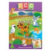 Copiii creeaza carti - Invata despre animale