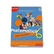 Matematica, caiet de lucru pentru clasa a VI-a, semestrul I. Algebra, geometrie - Consolidare si aprofundare (Editie 2018) - Sorin Peligrad
