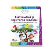 Matematica si explorarea mediului. Caietul elevului pentru clasa a II-a (Editie 2018) - Rodica Chiran