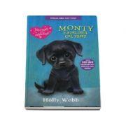 Monty, catelusul cel trist - Holly Webb
