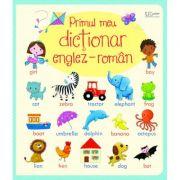 Primul meu dictionar englez-roman - Usborne