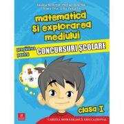 Matematica si explorarea mediului. Pregatirea pentru concursuri scolare, clasa I - Daniela Berechet