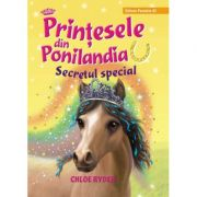 Prinţesele din Ponilandia. Secretul special
