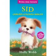 Sid, catelusul cu blanita zbarlita - Povesti cu catelusi