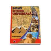 Atlas de istorie universala - Contine CD (Editia a 2-a) - Sorina Plopeanu