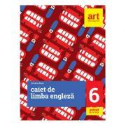 Caiet de Limba Engleza, clasa a 6-a