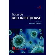 Tratat de boli infectioase, volumul 1 - Emanoil Ceausu