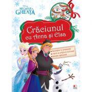 Crăciunul cu Anna și Elsa - Regatul de gheață