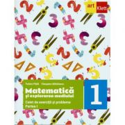 Caiet Matematica si Explorarea Mediului clasa 1 sem. 1 - Exercitii si probleme