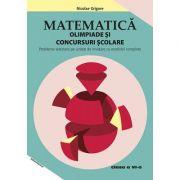 Matematica. Olimpiade si concursuri scolare pentru clasa a VI-a