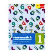 Caiet Matematica si Explorarea Mediului clasa 1 sem. 2 - Exercitii si probleme