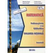 Matematica - Probleme si Teste - Evaluare Nationala - Clasa a VIII-a (Sem. 1)