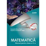 Matematica - Manual pentru clasa a VI-a (Camelia Elena Neta)