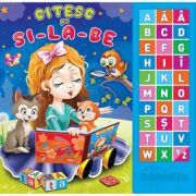 Citesc pe silabe - Carte cu sunete