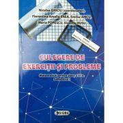 Culegere de exercitii si probleme - Matematica pentru clasa a VI-a, semestrul 1