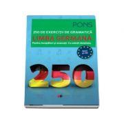 Limba germana. 250 de exercitii de gramatica, colectia Pons