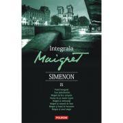 Integrala Maigret. Volumul IX