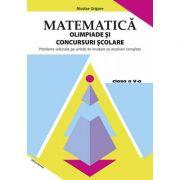 Matematica. Olimpiade si concursuri scolare clasa a V-a