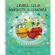 Crabul Colin gaseste o comoara