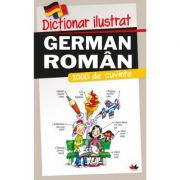Dictionar ilustrat german-roman - 1000 de cuvinte