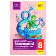 Matematica evaluarea nationala 2019 (Clasa a 8-a) - Marius Perianu, Catalin Stanica