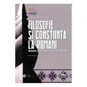Filosofie si constiinta la romani