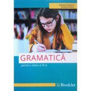 Gramatica pentru clasa a 6-a