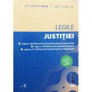 Legile justitiei, octombrie 2018