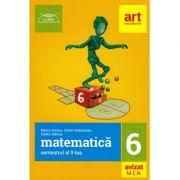 Clubul matematicienilor. Matematica pentru clasa a VI-a, semestrul II (2019)