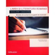Limba si literatura romana SIMULARE clasa a XI-a