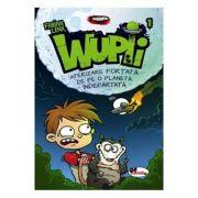 Wupii, aterizare fortata de pe o planeta indepartata
