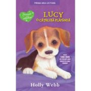 Lucy, o catelusa plapanda - Holly Webb
