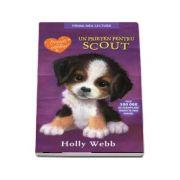Un prieten pentru Scout - Holly Webb
