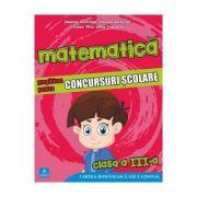 Matematica. Pregatirea pentru concursuri scolare. Clasa a III-a - Daniela Berechet