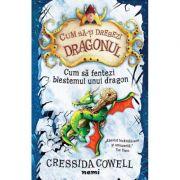 Cum sa fentezi blestemul unui dragon - Cressida Cowell