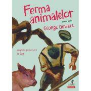 Ferma animalelor - roman grafic