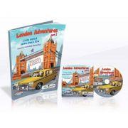 London Adventures, part II. Limba engleza pentru calsa a III-a, jocuri si activitati distractive - Edu