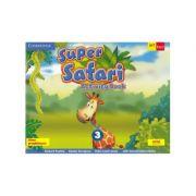 Super Safari. Activity Book. Limba Engleza. Clasa pregatitoare